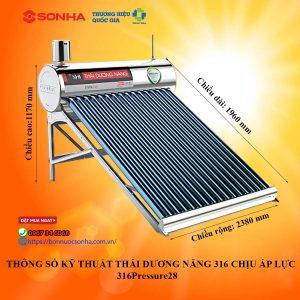 Thong So Ky Thuat Thai Duong Nang Chiu Ap Luc 316 Pressure 28 Min