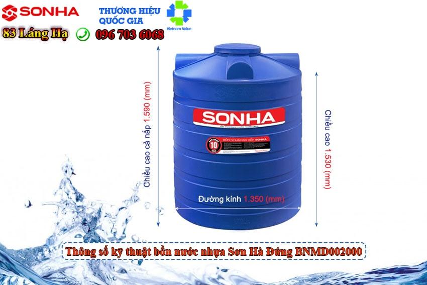 Bon Nhua Son Ha Dung Bnmd02000 Min