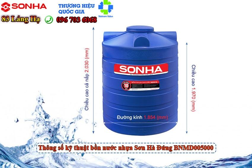 Bon Nhua Son Ha Dung Bnmd05000 Min