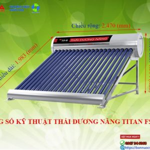 Thong So Ky Thuat Thai Duong Nang Titan F58 300 Min