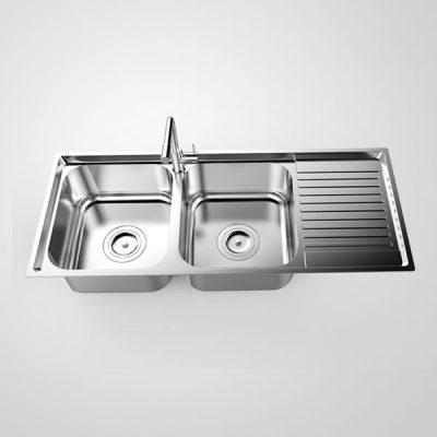 Chậu rửa bát inox Sơn Hà S105