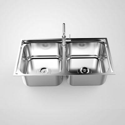 Chậu rửa bát Sơn Hà S82 – Inox 304