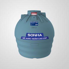 Bể nước ngầm Sơn Hà 1600 lít