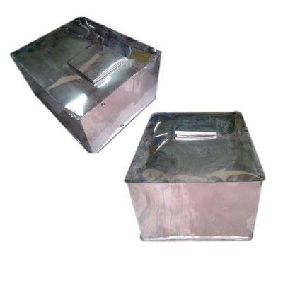 Bể vuông 500 lít- inox 304 đặt treo trong nhà