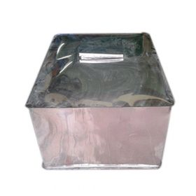 Bể vuông 700 lít-inox 304 đặt treo trong nhà