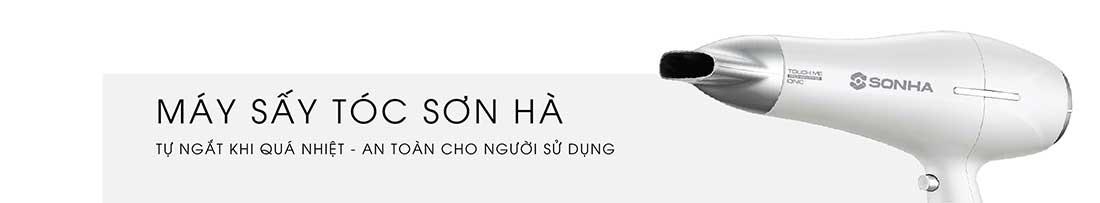 Máy sấy tóc Sơn Hà