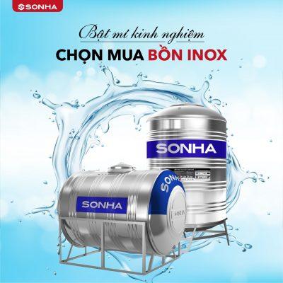 Kinh Nghiem Chon Mua Bon Nuoc Inox 2020 Min