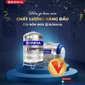 Dieu Gi Lam Nen Chat Luong Hang Dau Cua Bon Nuoc Inox Son Ha Min