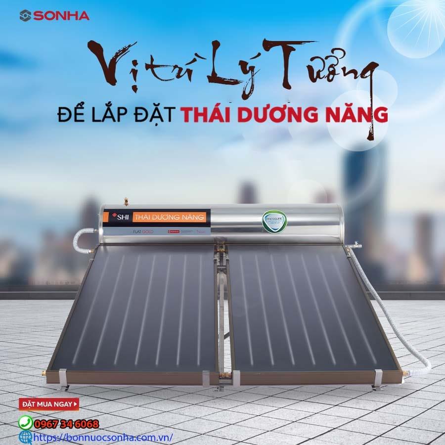 Vi Tri Nao La Ly Tuong De Lap Dat Thai Duong Nang Min