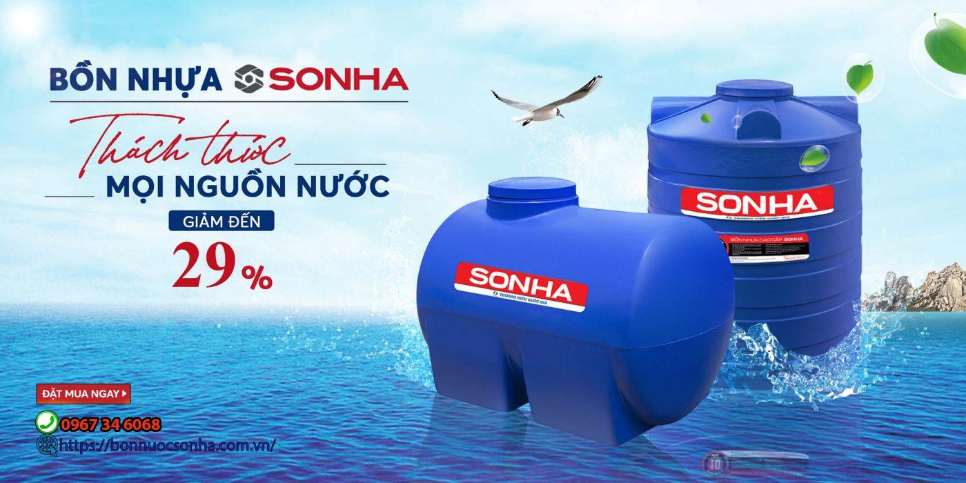 Bon Nhua Son Ha Thach Thuc Moi Nguon Nuoc Min