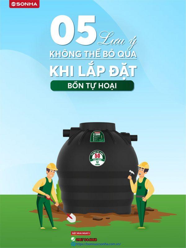 5 Luu Y Khong The Bo Qua Khi Lap Bon Tu Hoai Min