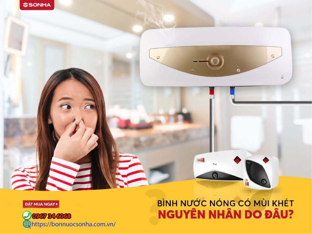 Binh Nuoc Nong Co Mui Khet Nguyen Nhan Do Dau Min