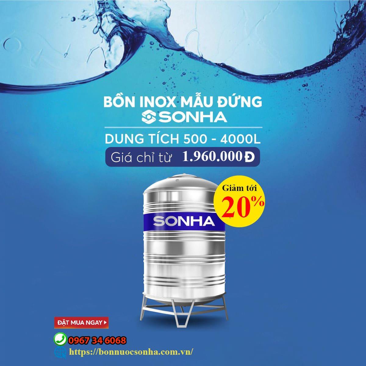 Bon Inox Mau Dung Min