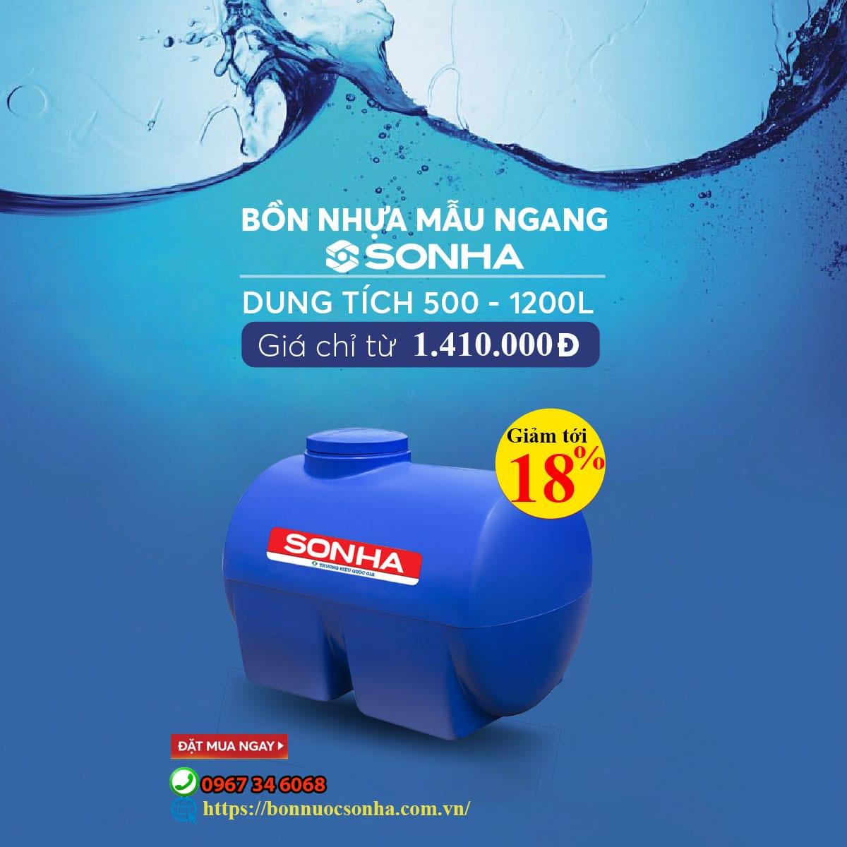 Bon Nhua Mau Ngang Min