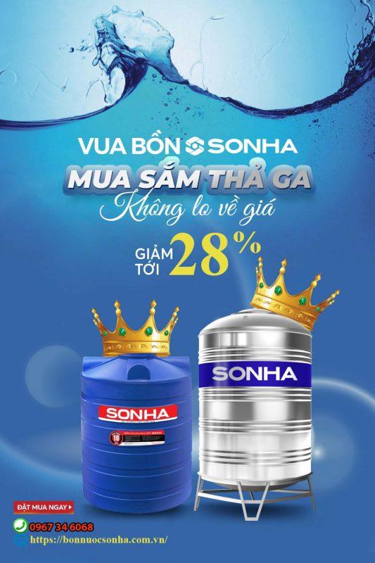 Vua Bon Nuoc Son Ha Mua Sam Tha Ga Khong Lo Ve Gia Min