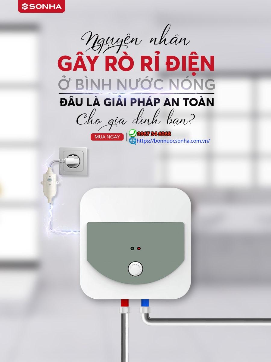 Nguyen Nhan Gay Ro Ri Dien O Binh Nuoc Nong Min