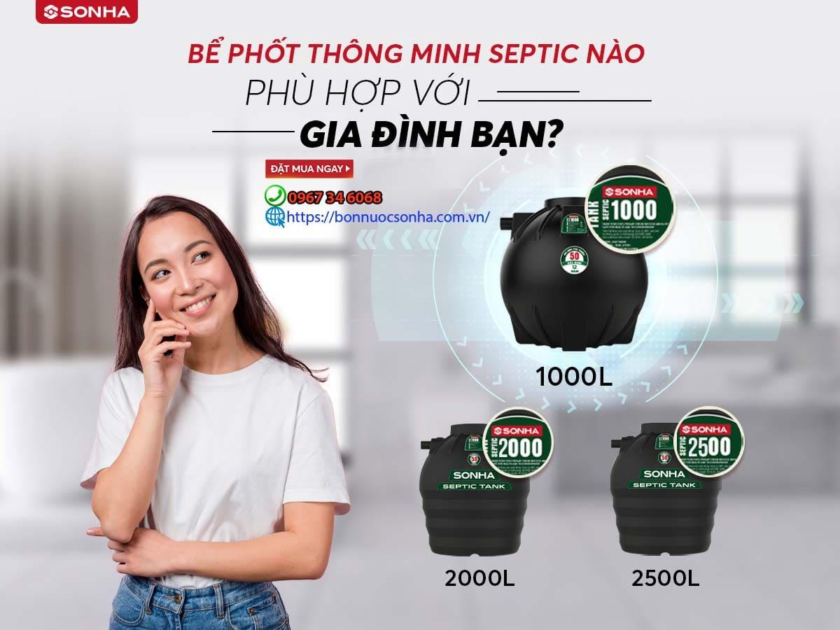 Be Phot Thong Minh Septic Nao Phu Hop Voi Gia Dinh Ban Min