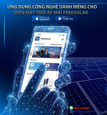 Ung Dung Di Dong Danh Rieng Cho Dien Mat Troi Ap Mai Freesolar App Min