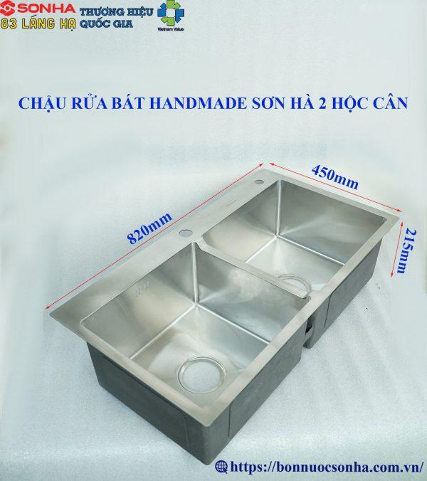 Chau Rua Handmade Son Ha 12 2 Hoc Can