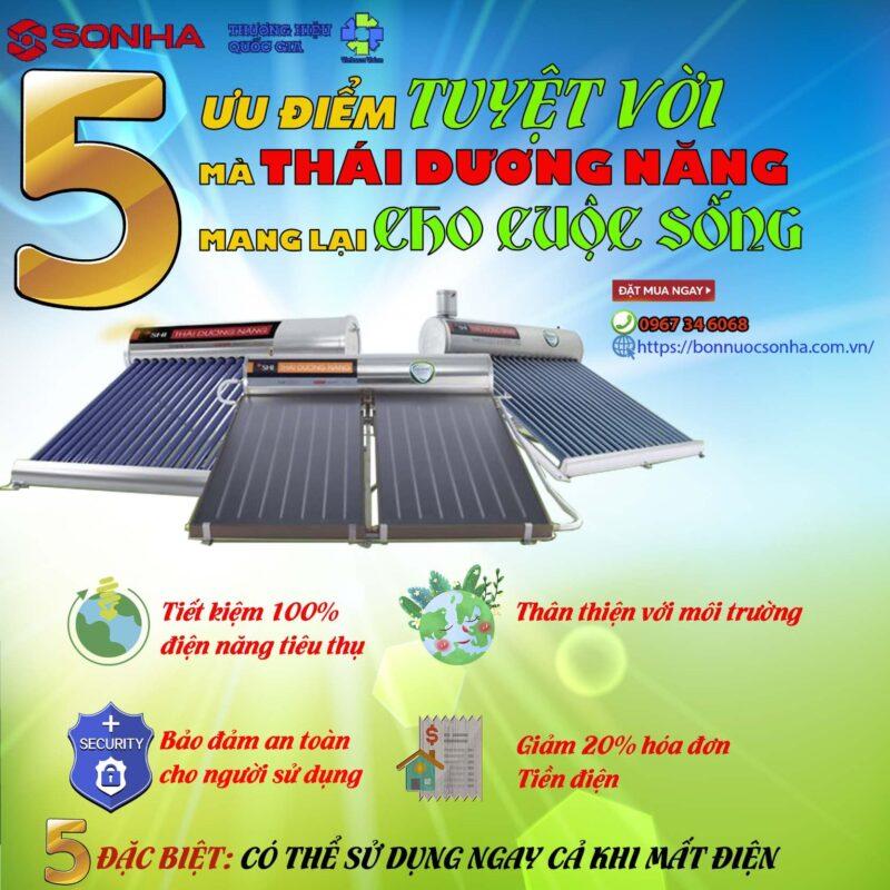 5 Uu Diem Tuyet Voi Ma Thai Duong Nang Mang Lai Cho Cuoc Song Min