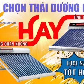 Nen Chon Thai Duong Nang Ong Chan Khong Hay Ong Dau Loai Nao Tot Hon Min